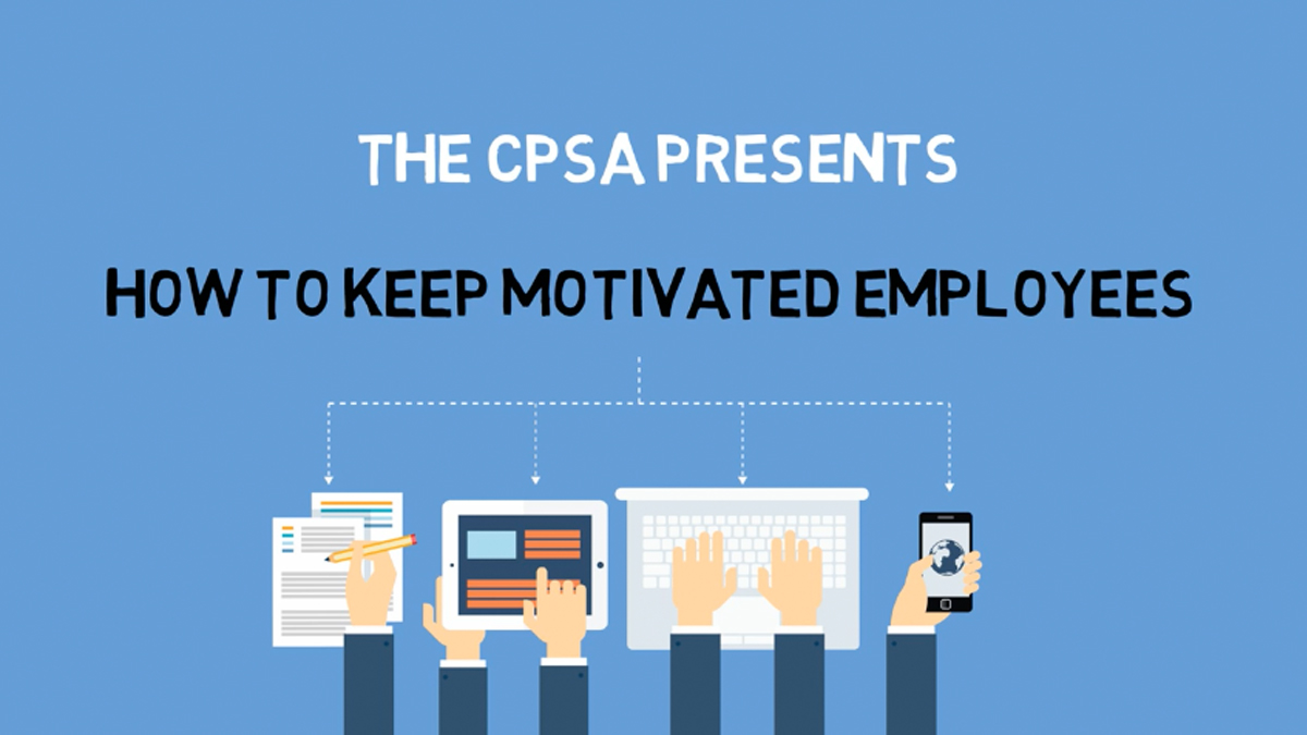 How to Keep Motivated Employees