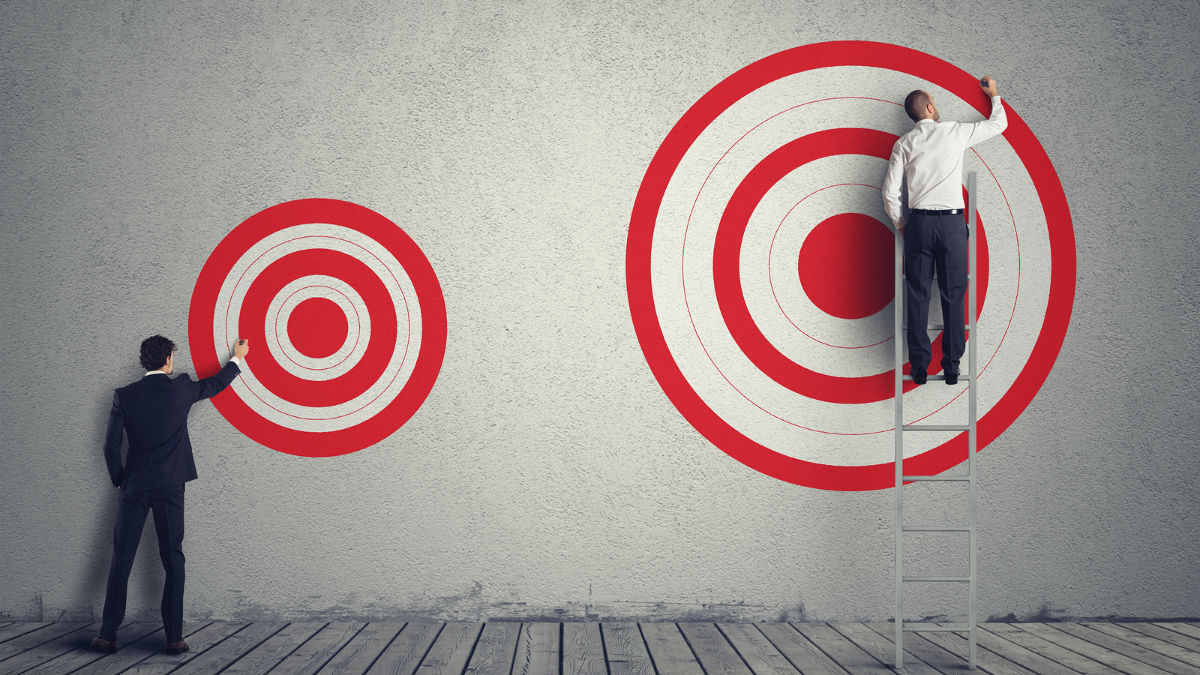 hitting sales targets  what constitutes a successful week